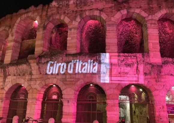Tappa finale del Giro d'Italia a Verona, Domenica 2 Giugno