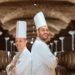 I piatti del Bistrot in alta quota | Menù di Natale per Air Dolomiti
