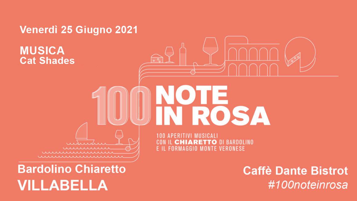 100 note in rosa | Venerdì 25 Giugno 2021